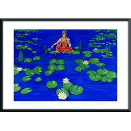 Deep lotus