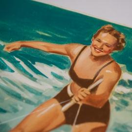 Water Ski Rider
